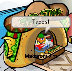 tacostand